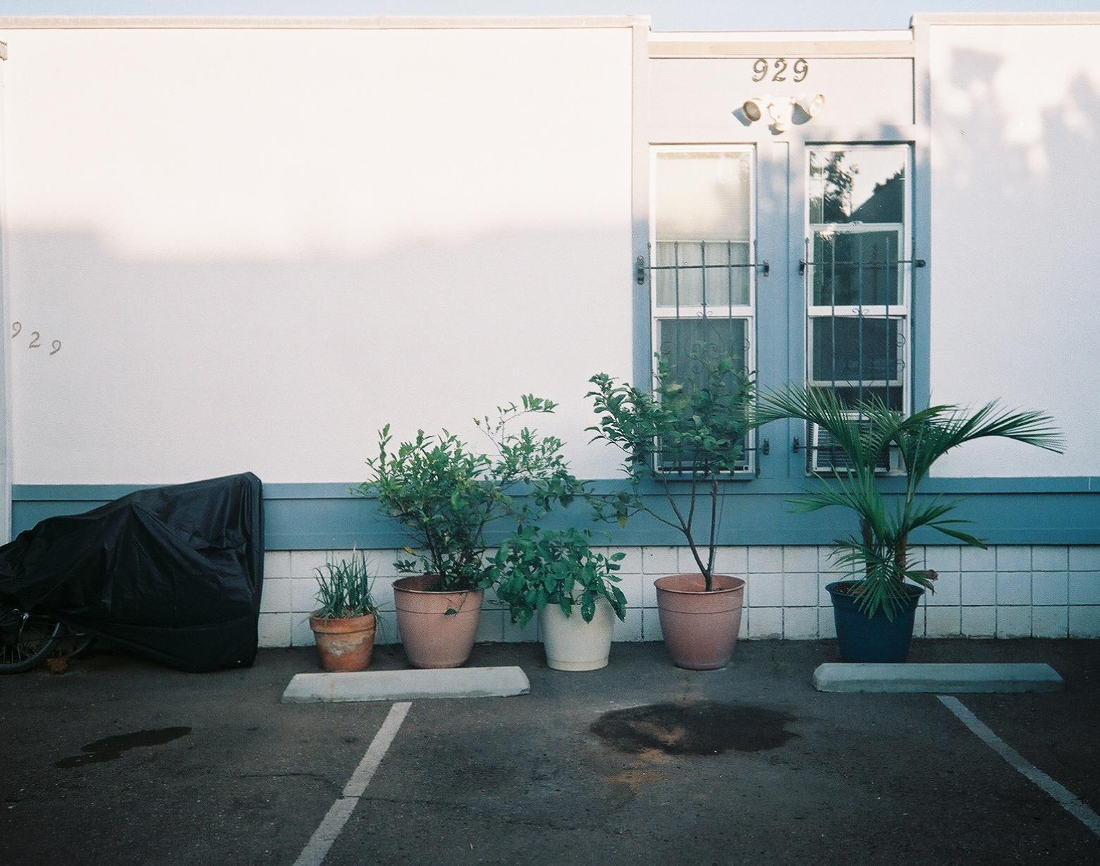 Street Film Photograph in Encinitas California